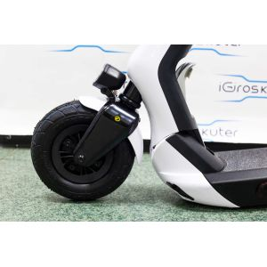 Электросамокат QiСycle EUNi Electric Scooter Pro Version 6.4AH Белый