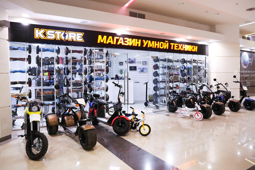 Магазин гироскутеров в Самаре