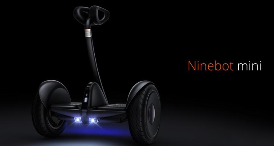 гироскутер ninebot в самаре купить черный