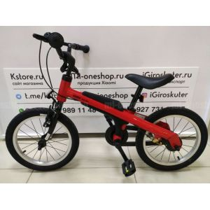 Велосипед Segway Kids Bike Red (5-8)
