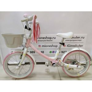 Велосипед Segway Kids Bike Pink (5-8)
