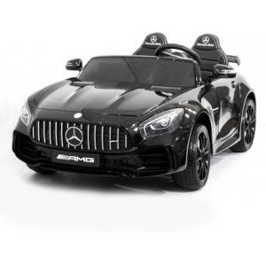 Электромобиль Harley Bella Mercedes-Benz GT R 4x4 MP3 - HL289-BLACK-PAINT-4WD