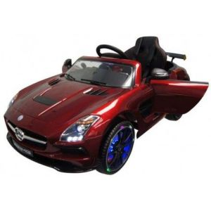 Электромобиль Mercedes-Benz SLS AMG Red - SX128-S