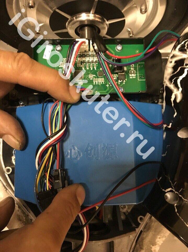 китайская батерея гироскутера