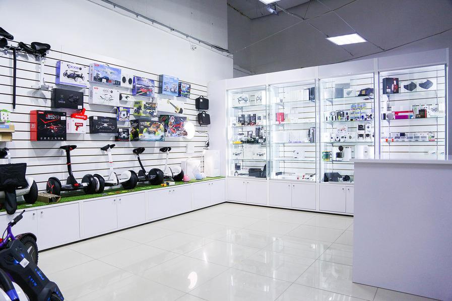 Магазин электротранспорта Сигвей в Самаре