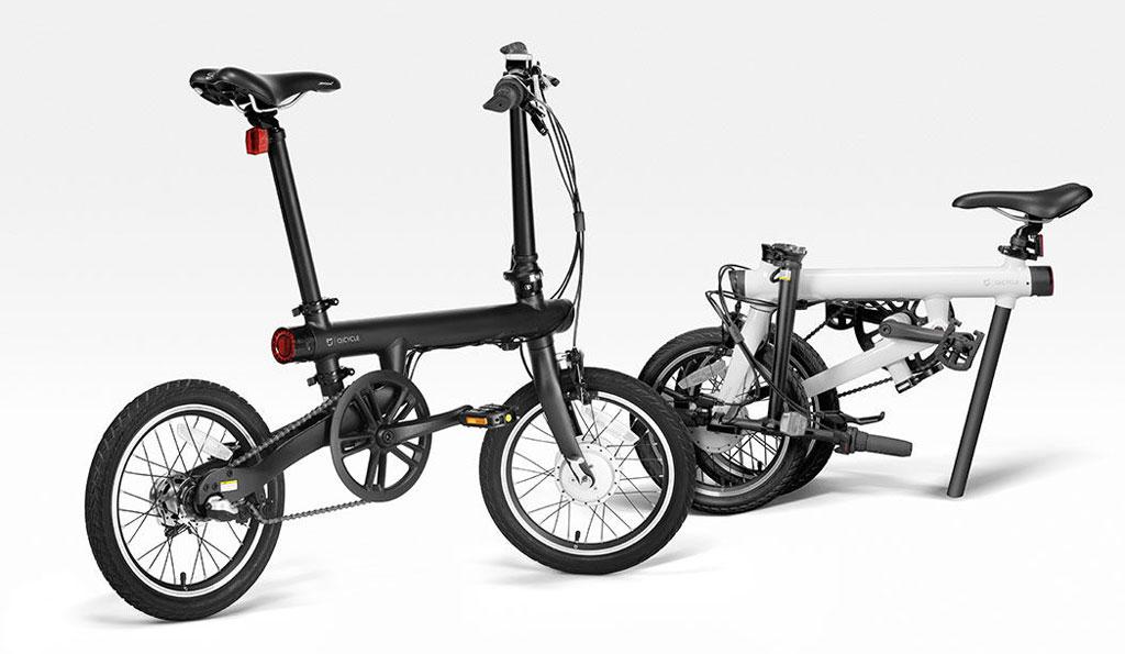 Электровелосипед xiaomi в Самаре